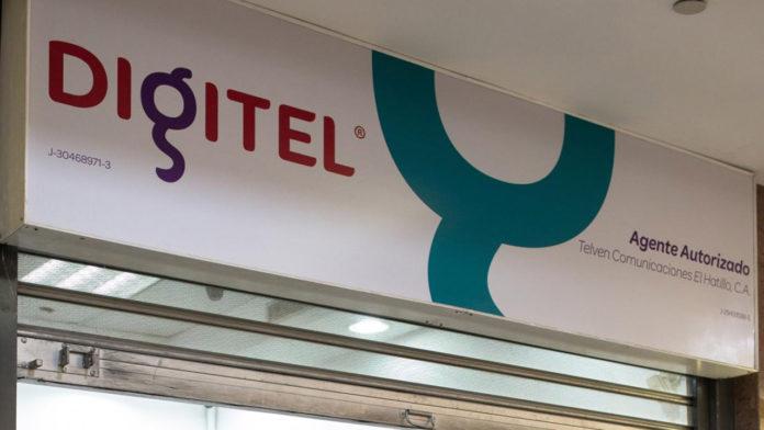 Digitel aumentó las tarifas de sus planes