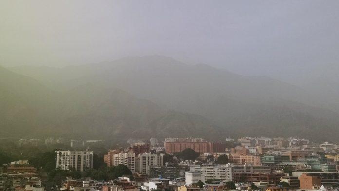 Inameh: Polvo del Sahara avanza hacia Venezuela