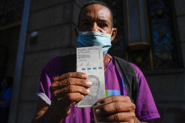 """Nuevos billetes del cono monetario comienzan a circular en Venezuela """"a cuentagotas"""" (+fotos)"""
