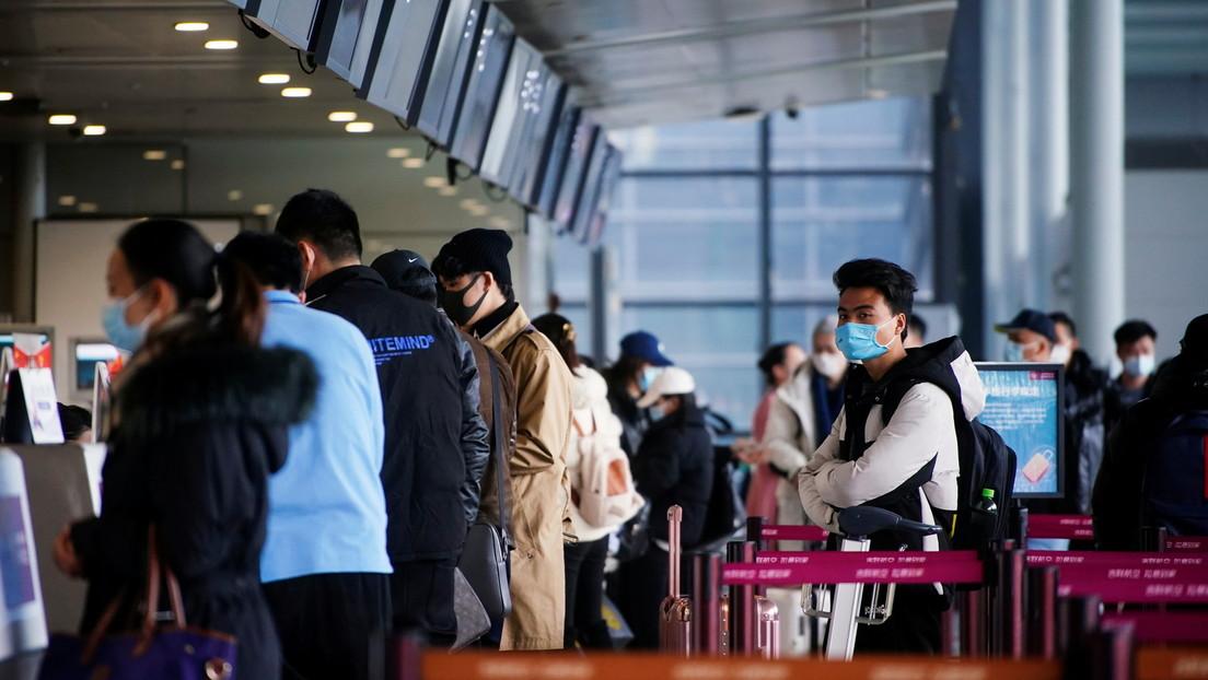 China se convierte en uno de los primeros países del mundo en emitir un «pasaporte de COVID-19»