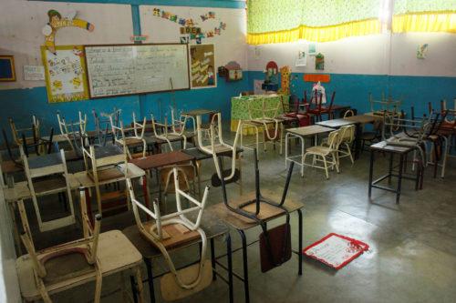 ¿Será segura y viable la reapertura de escuelas en Venezuela en abril?