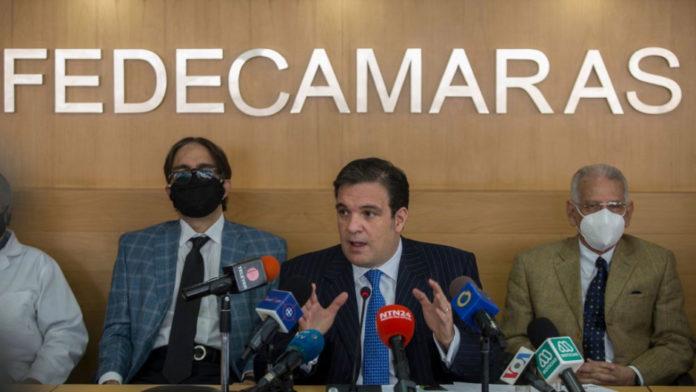 Ricardo Cussano amplió detalles sobre plan de vacunación de Fedecámaras