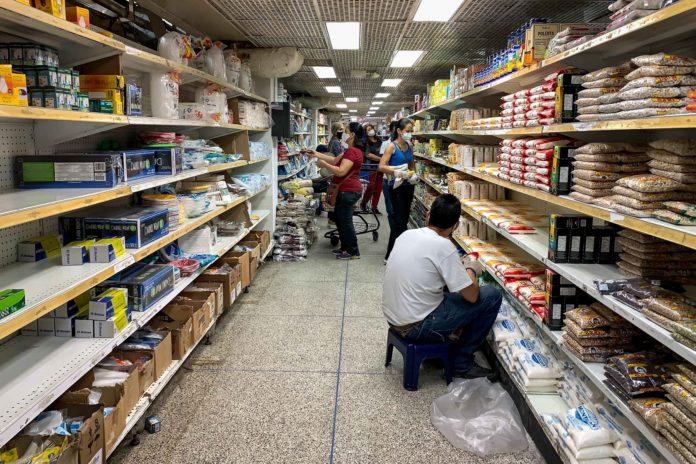 Inflaciómetro de Caracas: Precios de alimentos aumentaron 1,46% en la primera quincena de marzo