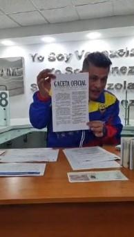 Director del Saime: Venezuela tiene pasaporte de vigencia a diez años