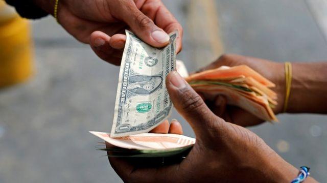 Dólar paralelo pegó nuevo brinco este viernes