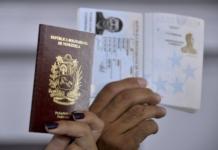 El pasaporte venezolano entre los más caros de América