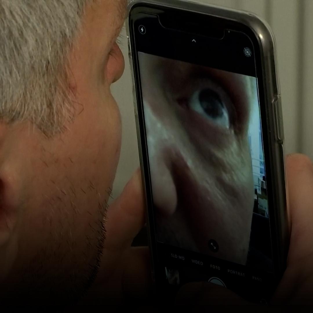 Una aplicación de escaneo ocular permite detectar el COVID-19 en tres minutos (+video)