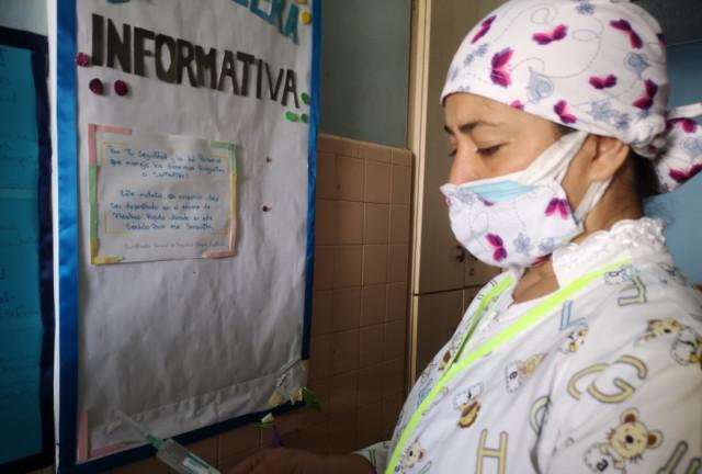 Miedo, estrés y ansiedad: Las secuelas de la pandemia en el personal sanitario de Venezuela (+video)