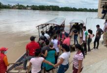 Más de 5.000 venezolanos temerosos se refugian en poblado colombiano