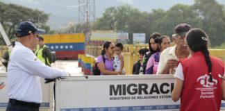 Migración Colombia: 383 mil venezolanos se han registrado en el Estatuto Temporal de Protección