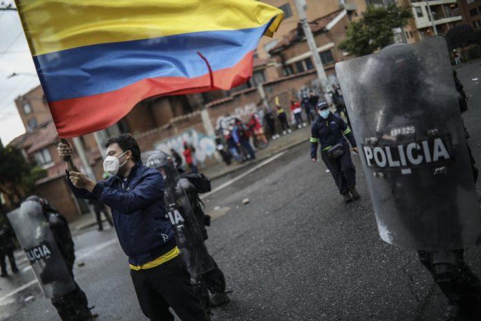 Vicepresidente de Colombia reporta escasez de alimentos tras 12 días de protestas