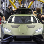Lamborghini invertirá 1.500 millones de euros para la electrificación de sus autos