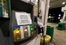 Casi 90% de las gasolineras en Washington D.C. están sin combustible