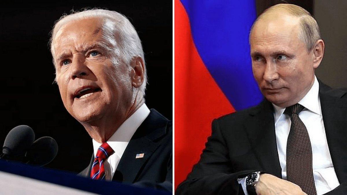 La primera cumbre entre Joe Biden y Vladimir Putin se celebrará en Ginebra