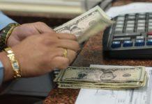 BCV estaría inyectando 20 millones de dólares diarios en las mesas de dinero