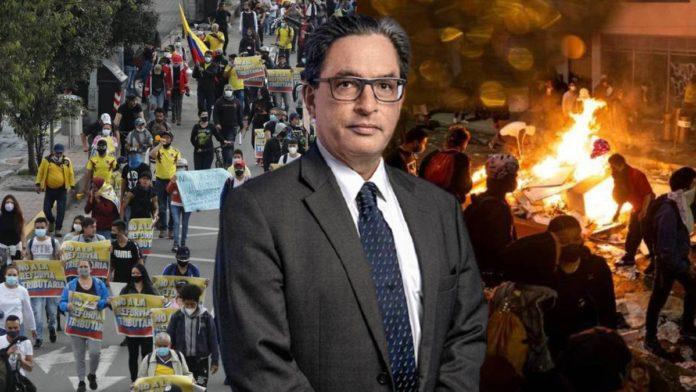 Renunció el ministro de Hacienda en Colombia luego que Iván Duque frenó la reforma tributaria