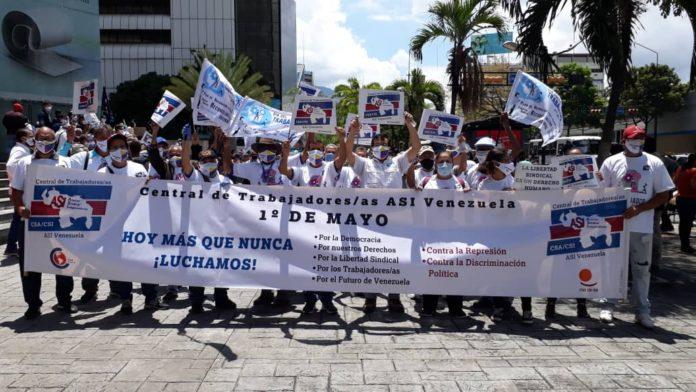 Central de Trabajadores ASI: Los venezolanos no pueden sobrevivir ni un día al mes con el nuevo salario mínimo