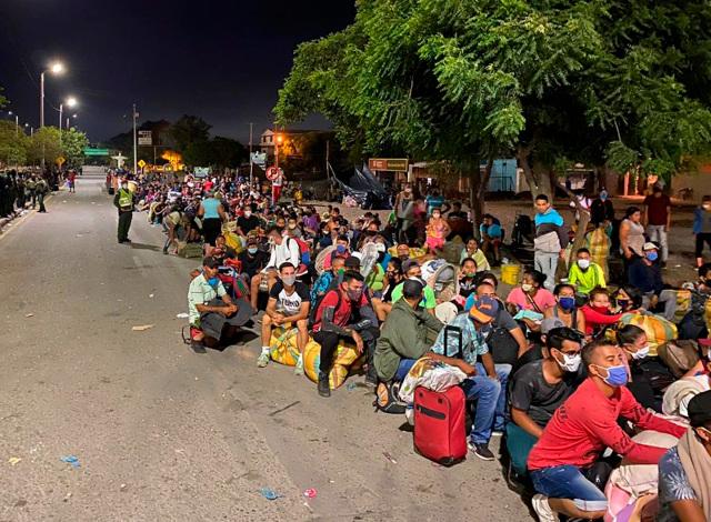 ABC: Estiman que la inmigración venezolana pudiera superar los 7 millones cuando se reabra la frontera