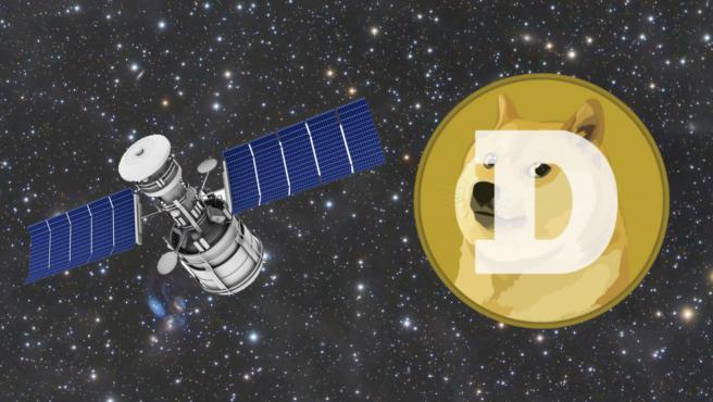 SpaceX lanzará un satélite financiado con dogecoin, la criptomoneda meme
