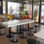 Franquicia de comida rápida señaló las medidas de protección para prevenir el covid-19