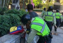 El sueldo de un policía venezolano no llega a 30 dólares mensuales