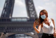 Francia elimina obligatoriedad del tapabocas en espacios públicos