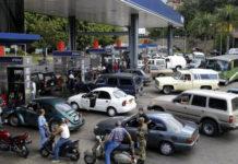 """Lo que se necesita para """"desaparecer"""" las colas por gasolina"""