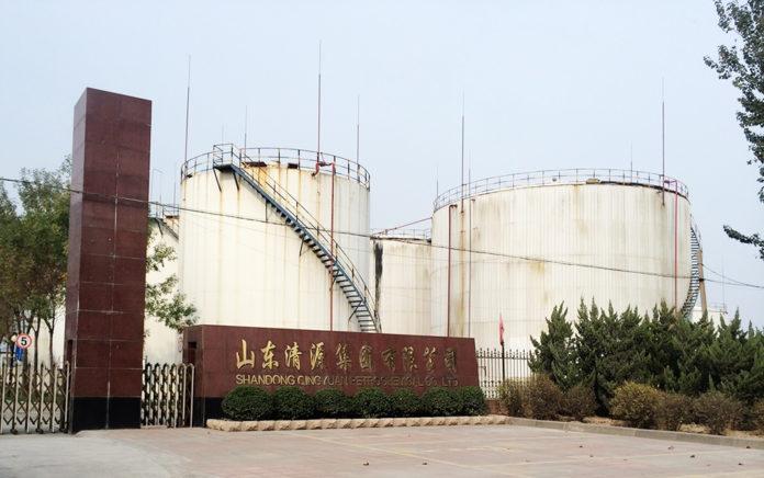 Platts: Las refinerías privadas de China suspenden las importaciones de mezclas de betún
