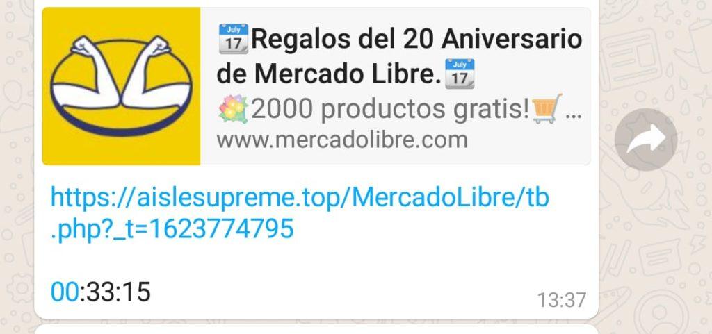 """Mercado Libre alertó sobre una nueva modalidad de estafa: """"no den datos"""""""