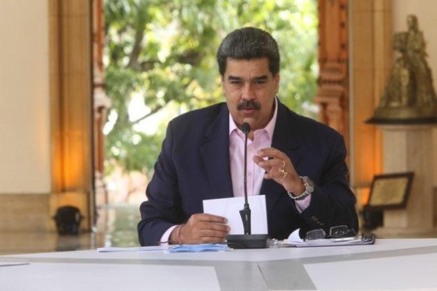 Maduro anunció flexibilización de la cuarentena a partir del 1° de noviembre  - Descifrado