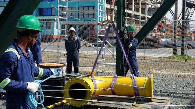 Guyana podría reemplazar a Venezuela como el gigante petrolero regional