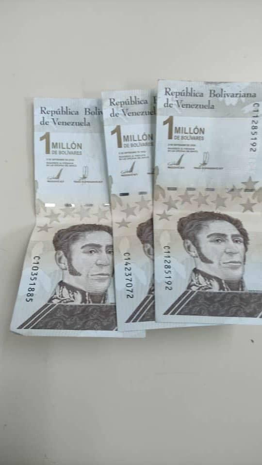 El billete venezolano de mayor denominación no alcanza ni para comprar una canilla