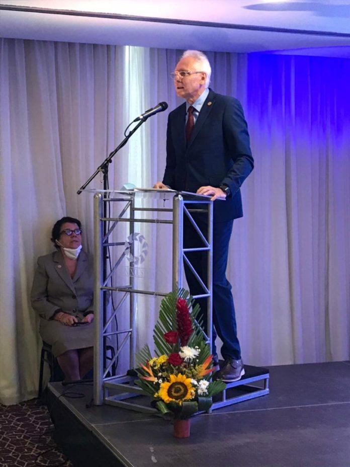 Luigi Pisella asume presidente de Conindustria