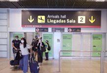 """EE.UU vuelve a recomendar """"no viajar"""" a España"""