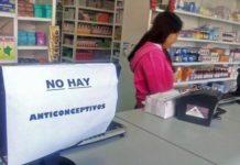 Escasez de anticonceptivos en Venezuela alcanza un 65% y los precios son muy elevados